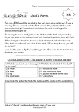 CK Text from Reading Comprehension Resource