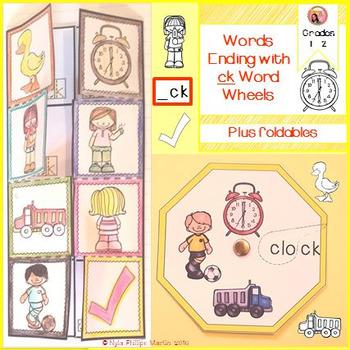 CK Word Wheel