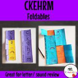 CKEHRM Foldable Flip Books