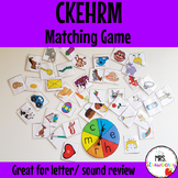 CKEHRM Matching Game