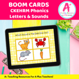 CKEHRM Phonics Letters & Sounds BOOM Cards For Distance Learning
