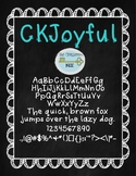 CKJoyful Font-Free for Personal & Commercial Use