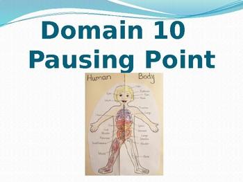 CKLA 10 Human Body Pausing point