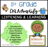 CKLA 1st Grade 2ND ED. L&L Domain 3 - DIFFERENT LANDS, SIM
