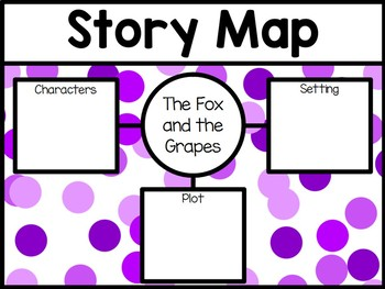 CKLA 1st Grade D1L6: The Fox and the Grapes Flipchart
