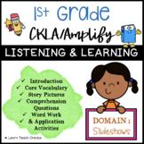 50% OFF FLASH SALE!! Grade 1 CKLA | Domain 1 | Listening a