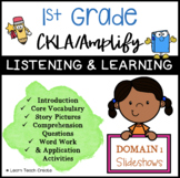 Grade 1 CKLA | Domain 1 | Listening and Learning Slideshows
