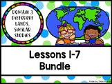 CKLA 1st Grade Domain 3 Flipchart Bundle
