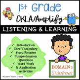 Grade 1 CKLA | Domain 2 | Listening and Learning Slideshows
