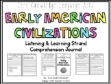 CKLA 1st Grade Listening and Learning Comprehension Journa
