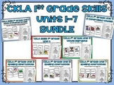 CKLA 1st Grade Skills BUNDLE Units 1-7