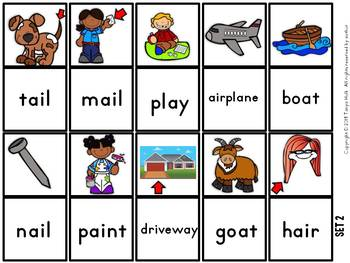 CKLA 1st Grade Skills Unit 7 Spelling Alternatives Matching Activities