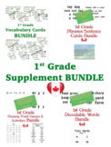 CKLA 1st Grade Supplement BUNDLE