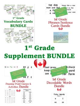 CKLA 1st Grade Supplement BUNDLE