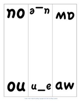 CKLA 1st Grade Unit 3 Slap the Spelling Game Cards