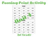 CKLA 1st Grade Unit 4 Bingo
