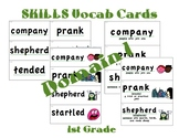 CKLA 1st Grade Vocabulary Cards Domain 1