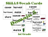 CKLA 1st Grade Vocabulary Cards Domain 5