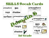 CKLA 1st Grade Vocabulary Cards Domain 6
