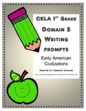 CKLA 1st Grade Writing Prompts Domain 5 Early World Civilizations