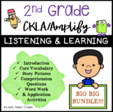 Grade 2 CKLA | BIG BUNDLE | Listening and Learning Slideshows
