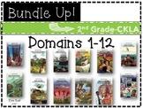 CKLA 2nd Grade Listening & Learning Comprehension Journal-Domain 1-12