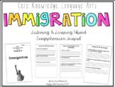 CKLA 2nd Grade Listening & Learning Comprehension Journal-Domain 11