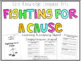 CKLA 2nd Grade Listening & Learning Comprehension Journal-Domain 12