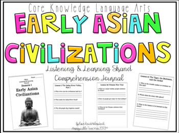 CKLA 2nd Grade Listening & Learning Comprehension Journal-Domain 2