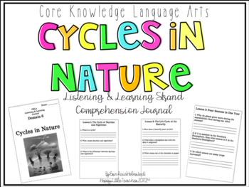CKLA 2nd Grade Listening & Learning Comprehension Journal-