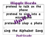 CKLA 2nd Grade Unit 6 Wiggle Words