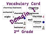 CKLA 2nd Grade Vocabulary Cards Domain 1