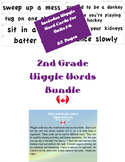 CKLA 2nd Grade Wiggle Words BUNDLE