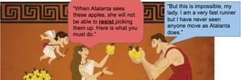 CKLA- 2nd grade Greek Myths