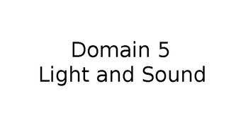 CKLA 3rd Grade Domain 5