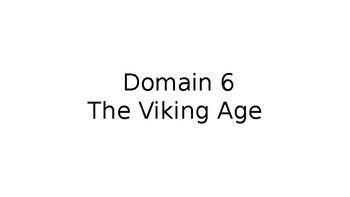 CKLA 3rd Grade Domain 6 Vocabulary