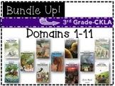 CKLA 3rd Grade Listening & Learning Comprehension Journal-Domain 1-11