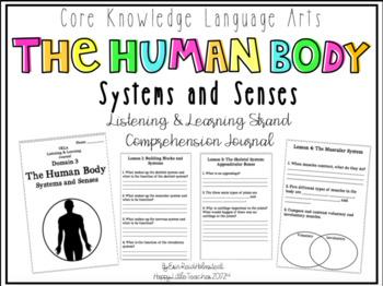 CKLA 3rd Grade Listening & Learning Comprehension Journal-Domain 3