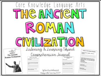 CKLA 3rd Grade Listening & Learning Comprehension Journal-Domain 4