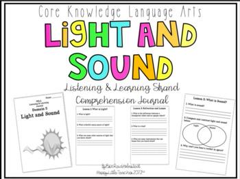 CKLA 3rd Grade Listening & Learning Comprehension Journal-Domain 5