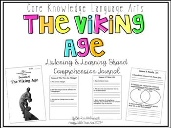 CKLA 3rd Grade Listening & Learning Comprehension Journal-Domain 6
