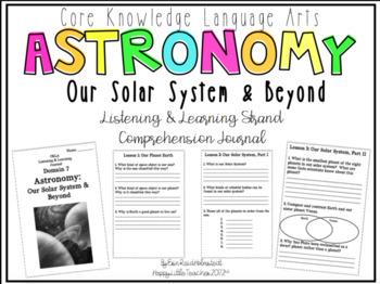 CKLA 3rd Grade Listening & Learning Comprehension Journal-Domain 7