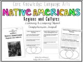 CKLA 3rd Grade Listening & Learning Comprehension Journal-Domain 8