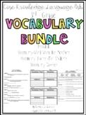 CKLA 3rd Grade Listening & Learning Vocabulary Domains 1-11