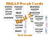 CKLA 3rd Grade SKILLS Vocabulary Cards Unit 3