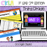 CKLA 3rd Grade Skills Strand Unit 3 PPT & Google Slides (A