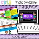 CKLA 3rd Grade Skills Strand Unit 5 PPT & Google Slides (A