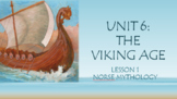 CKLA 3rd Grade Unit 6 The Viking Age BUNDLE of PowerPoints