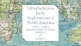 CKLA 3rd Grade Unit 9 #1 - Early Explorations of North America