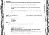 CKLA Amplify Unit 1 Assessment Lessons 1-5